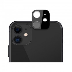 Camera Protective Metal Case για Apple iPhone 11 Pro / Pro Max (Μαύρο)