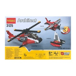 Helicopter 3 σε 1 Decool 3125