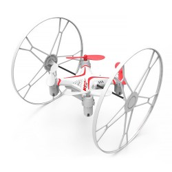 Quadcopter 3in1 6-Axis Gyro System / 2.4GHz / 360°  με χειριστήριο Fineco FX-5