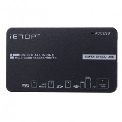 Card reader/writer 3.0 με 6 θύρες - C3-08