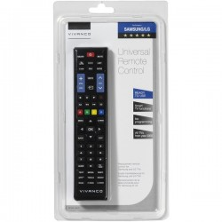 VIVANCO REMOTE CONTROL FOR SAMSUNG / LG TV FROM YEAR 2000