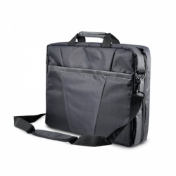 ADVANCE LAPTOP BAG 17.3'' black