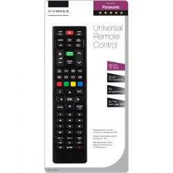 VIVANCO REMOTE CONTROL FOR PANASONIC TV FROM YEAR 2000