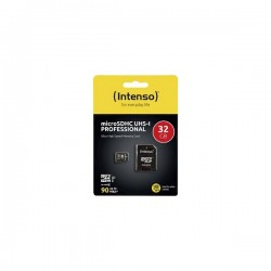Memory Card microSD INTENSO PROFESSIONAL 32GB CLASS 10