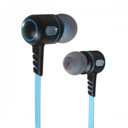 Spirit Of Gamer Legion Stereo Earphones Mic Jack 3.5mm PC / PS4 / XBOX ONE  blue