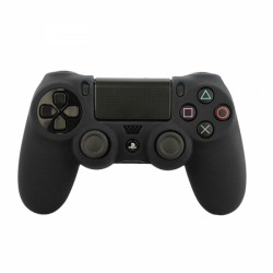 SENSO SILICONE CASE FOR PS4 black