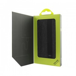 Ksix POWER BANK UNIVERSAL TEXTILE 4000mAh black