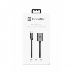 XTREMEMAC TYPE C TO HDMI CABLE