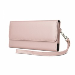 "SENSO BOOK UNIVERSAL WALLET 6"" rose gold"