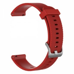 SENSO REPLACEMENT BAND FOR HUAWEI WATCH GT 46mm / MAGIC red