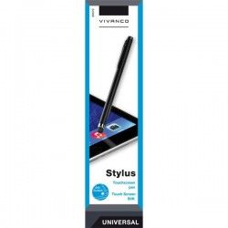 Vivanco Stylus For Capacitive Display black