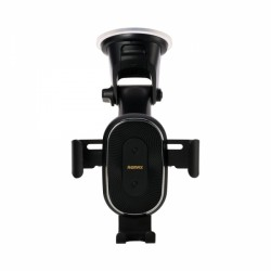 REMAX CAR HOLDER WITH QI CHARGING RM-C37 black