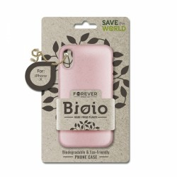 FOREVER BIOIO CASE SAMSUNG S10 pink backcover