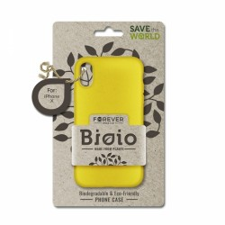 FOREVER BIOIO CASE IPHONE 7 8 yellow backcover