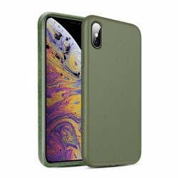 FOREVER BIOIO CASE IPHONE X XS green backcover