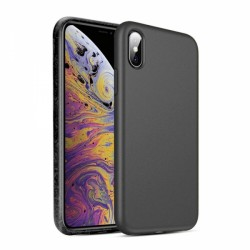 FOREVER BIOIO CASE IPHONE XS MAX black backcover