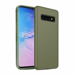 FOREVER BIOIO CASE SAMSUNG S10 PLUS green backcover