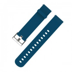 SENSO REPLACEMENT BAND FOR SAMSUNG GEAR S2 / S3 dark blue