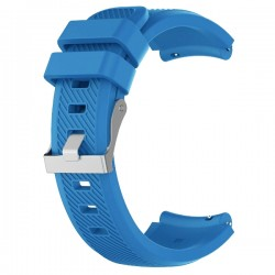 SENSO FOR XIAOMI AMAZFIT PACE / STRATOS REPLACEMENT BAND light blue