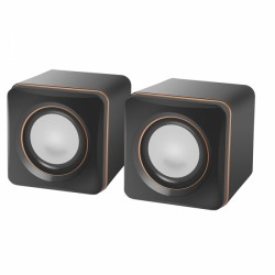 DEFENDER SPK-33 SPEAKERS 2.0 5W black
