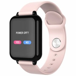 SW AB57 SMART WATCH FITNESS pink
