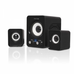 Spirit of Gamer Advance Soundphonic 2.1 Multimedia Ηχεία 6W RMS - Μαύρο