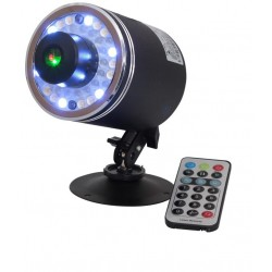 Φωτιστικό Laser και LED - ibiza Light LAS360RG-FIREFLY