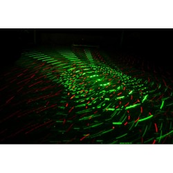 Μικρό Φωτιστικό Laser Red-Green - AFX Light MINIRG-MULTI