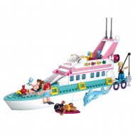 SLUBAN Vacation Yacht M38-B0609