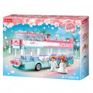 SLUBAN Wedding Bus M38-B0769