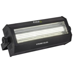 Strobe DMX με 132 SMD LED - ibiza Light STROBE 132LED