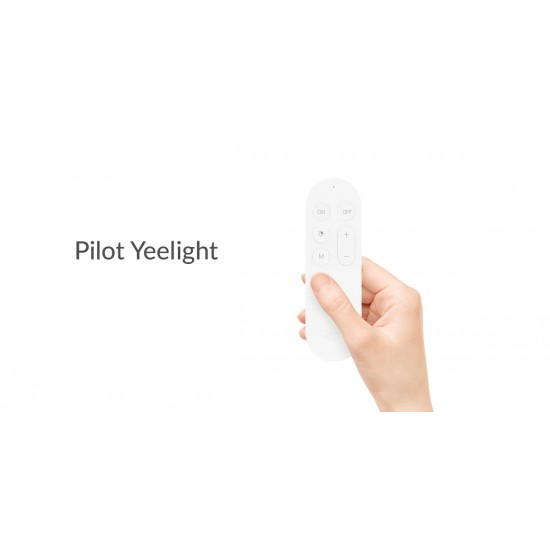 Yeelight Remote Control για Led Ceiling Light Lamp YLYK01YL (Λευκό)